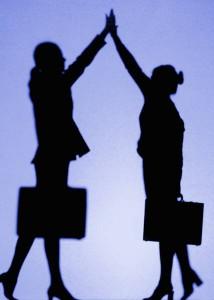 Teamwork führt zu Erfolg